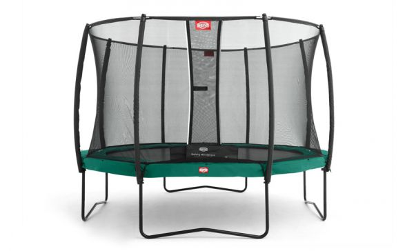BERG Champion 11ft & Safety Net Deluxe
