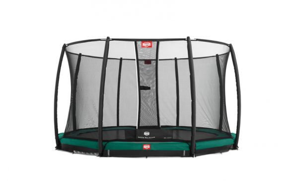 BERG InGround Champion 11ft & Safety Net Deluxe