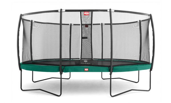 BERG Champion 14ft & Safety Net Deluxe