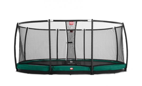 BERG InGround Champion 14ft & Safety Net Deluxe