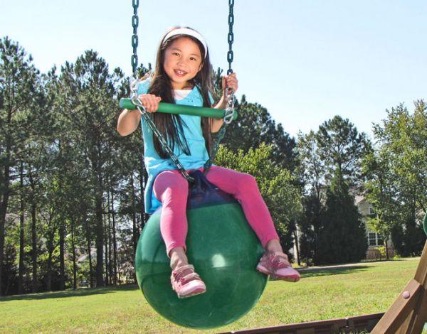 Buoy Ball Swing (Chain)