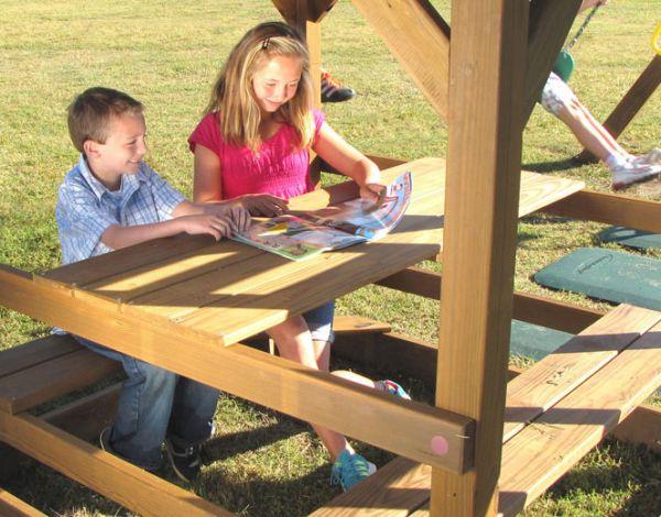 Williamsburg Picnic Table