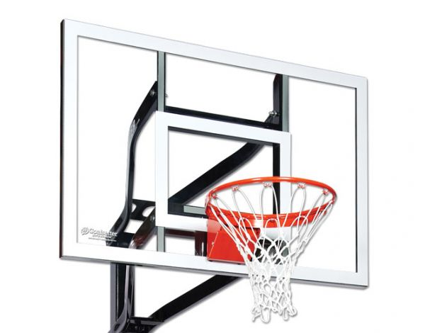 Goalsetter Contender with HD Breakaway Rim