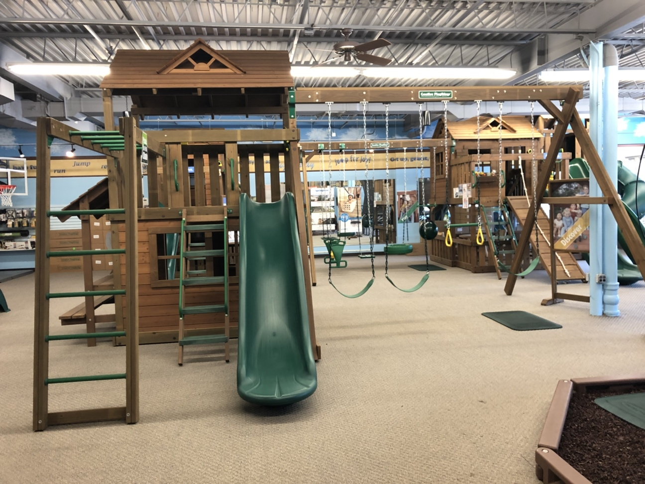 Swing Sets Playsets Acton MA