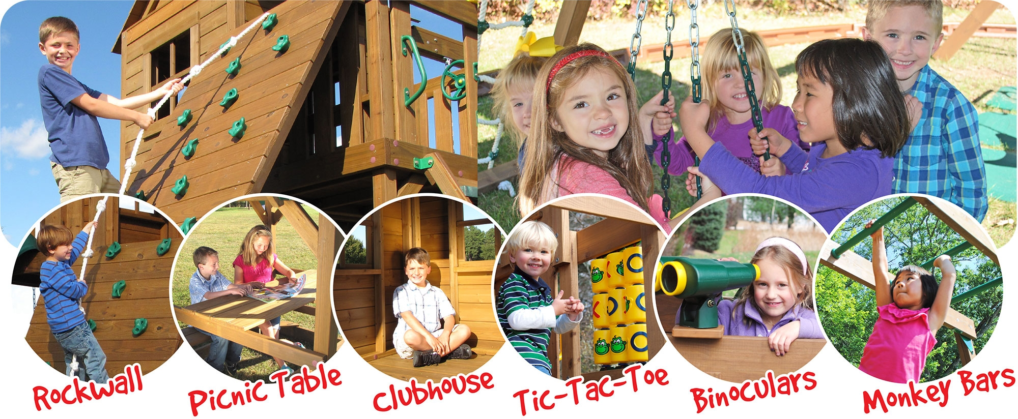 Swing Set Playset Accessories