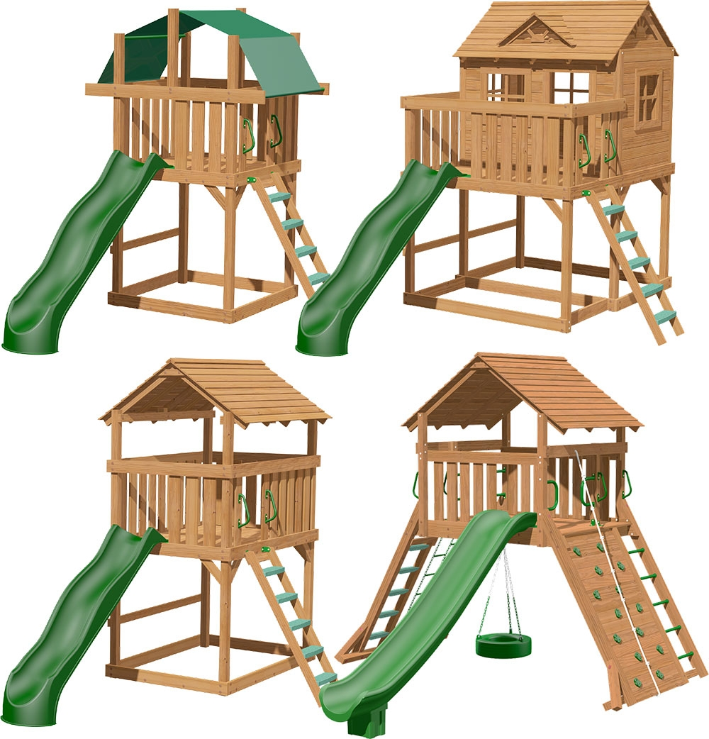 Swing Sets Playsets Gyms