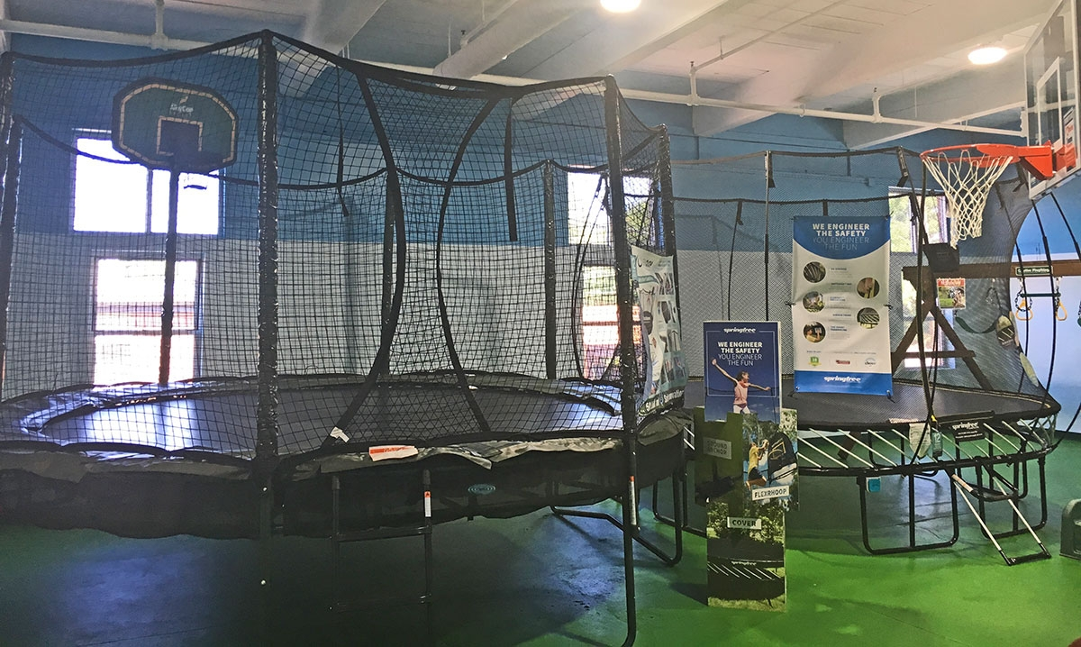 Swing Sets Springfree Trampolines Canton MA