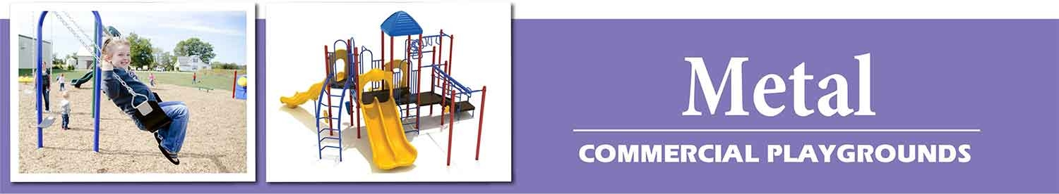 Creative Playthings Commercial Playgrounds