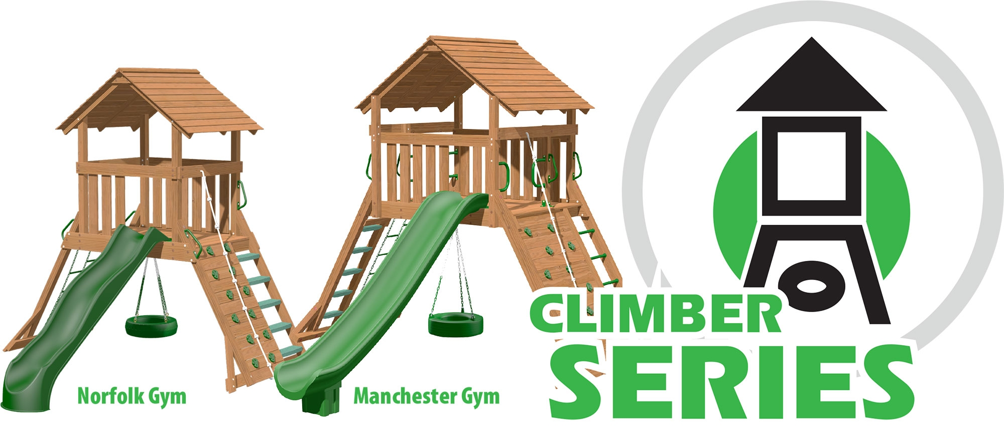Creative Playthings Climber Series Play Systems