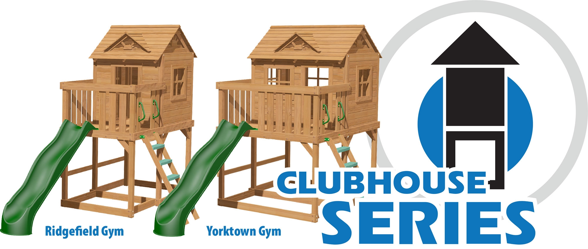 Creative Playthings Clubhouse Series Play Systems