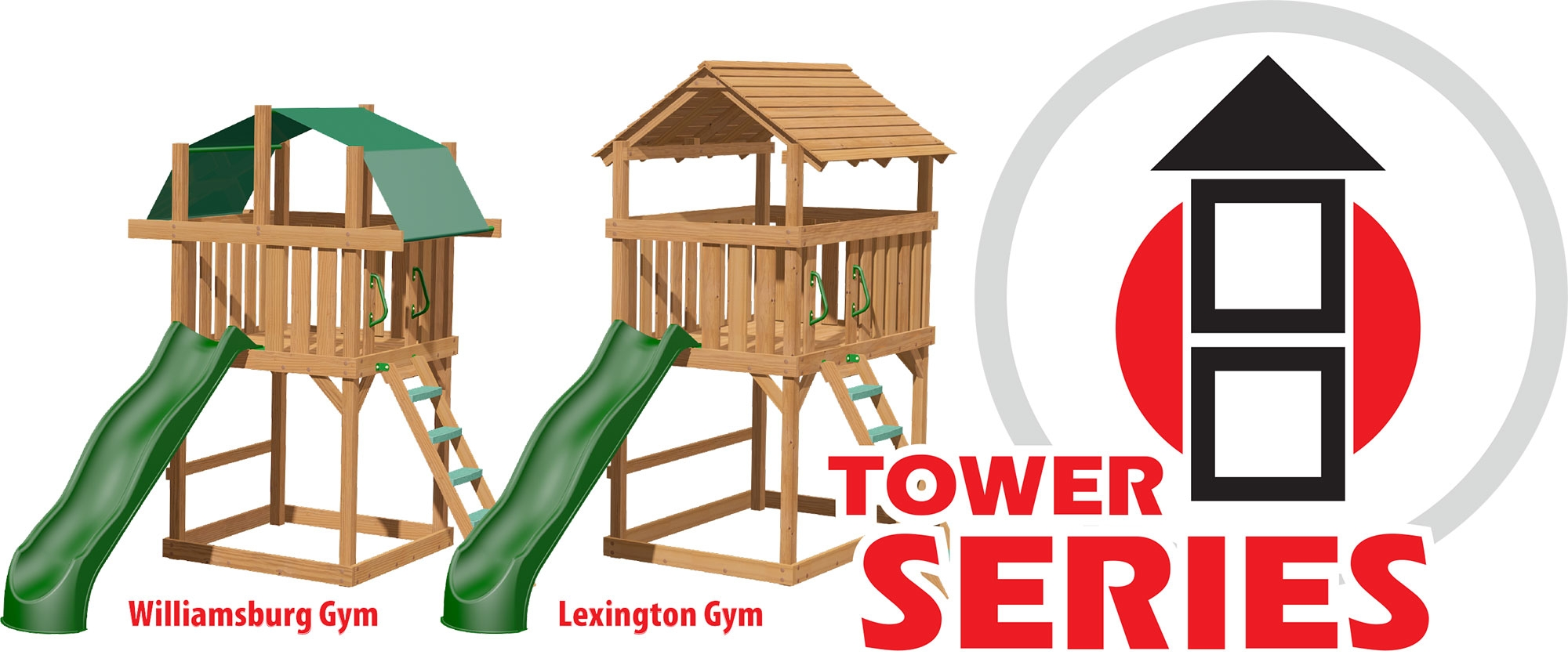 Creative Playthings Tower Series Play Systems