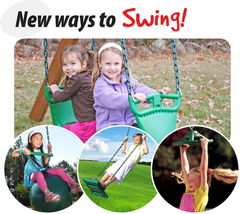 Creative Playthings Swinging Accessories