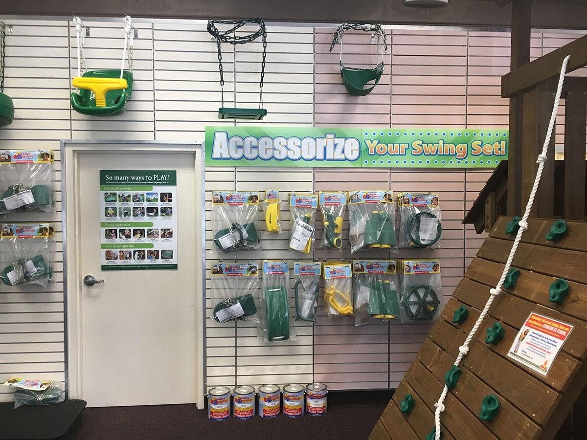 Swing Set Accessories Newton MA