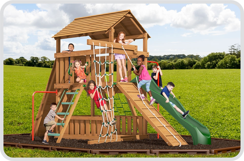 Play Center Swing Sets playsets