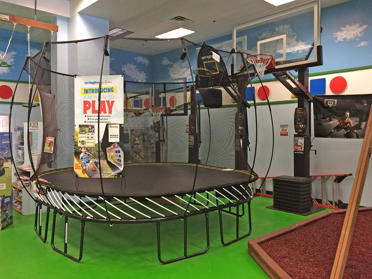 Swing Sets Springfree Trampolines Pembroke MA