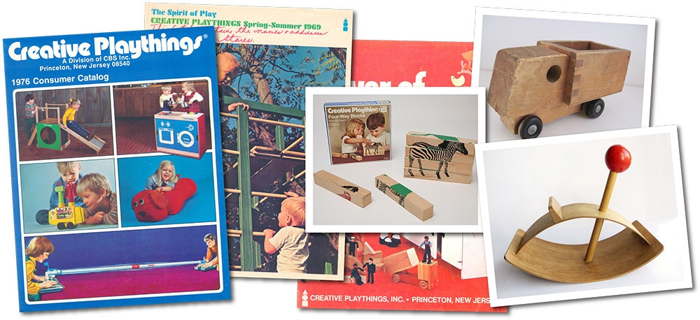 Creative Playthings has been Creating Fun Since 1951!