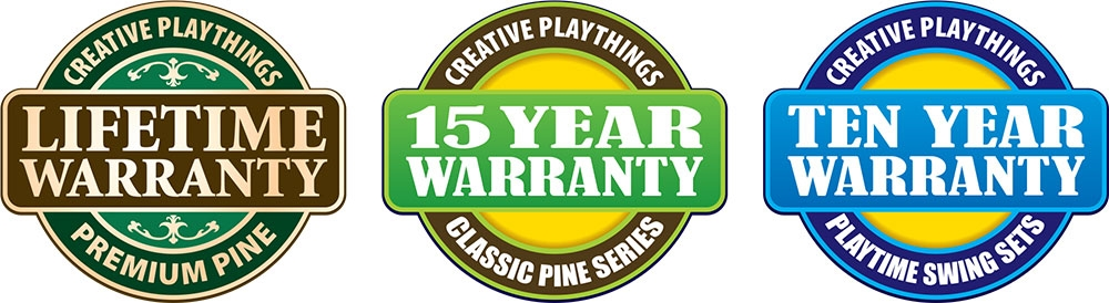 Creative Playthings has Meaningful Warranties